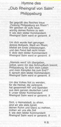 Hymne Schleswig Holstein